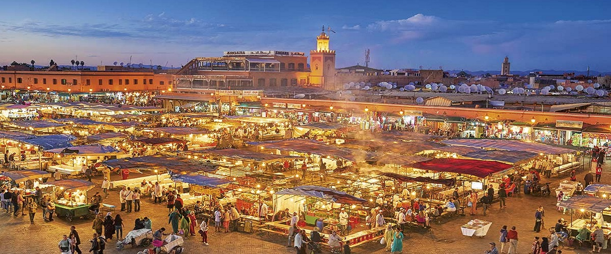 5 Days Desert Tour Fes to Marrakech