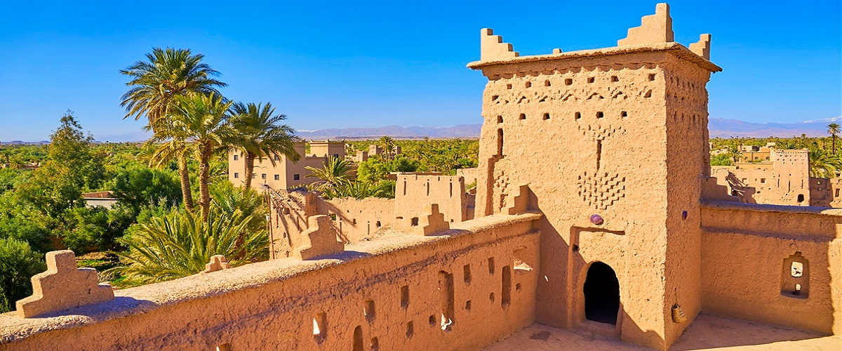4-Days Fes to Desert and Palm groves