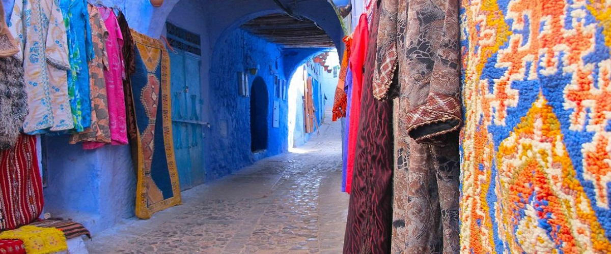 4-Days Tour Casablanca to Chefchaouen