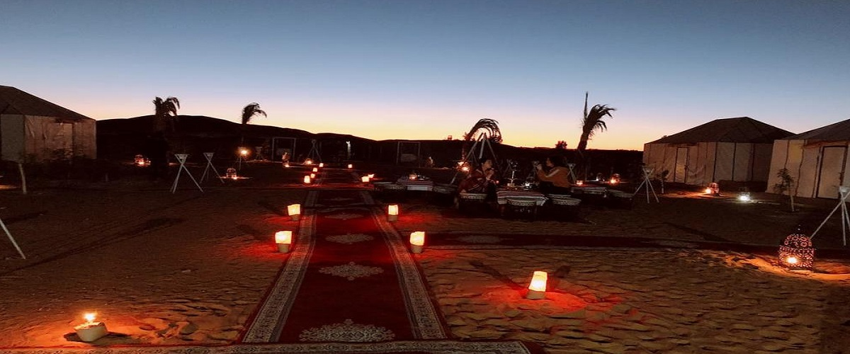 4 Days Tour Ouarzazate to Merzouga desert