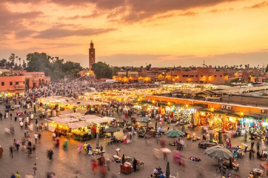 5 days Morocco desert tour from fes to Marrakech